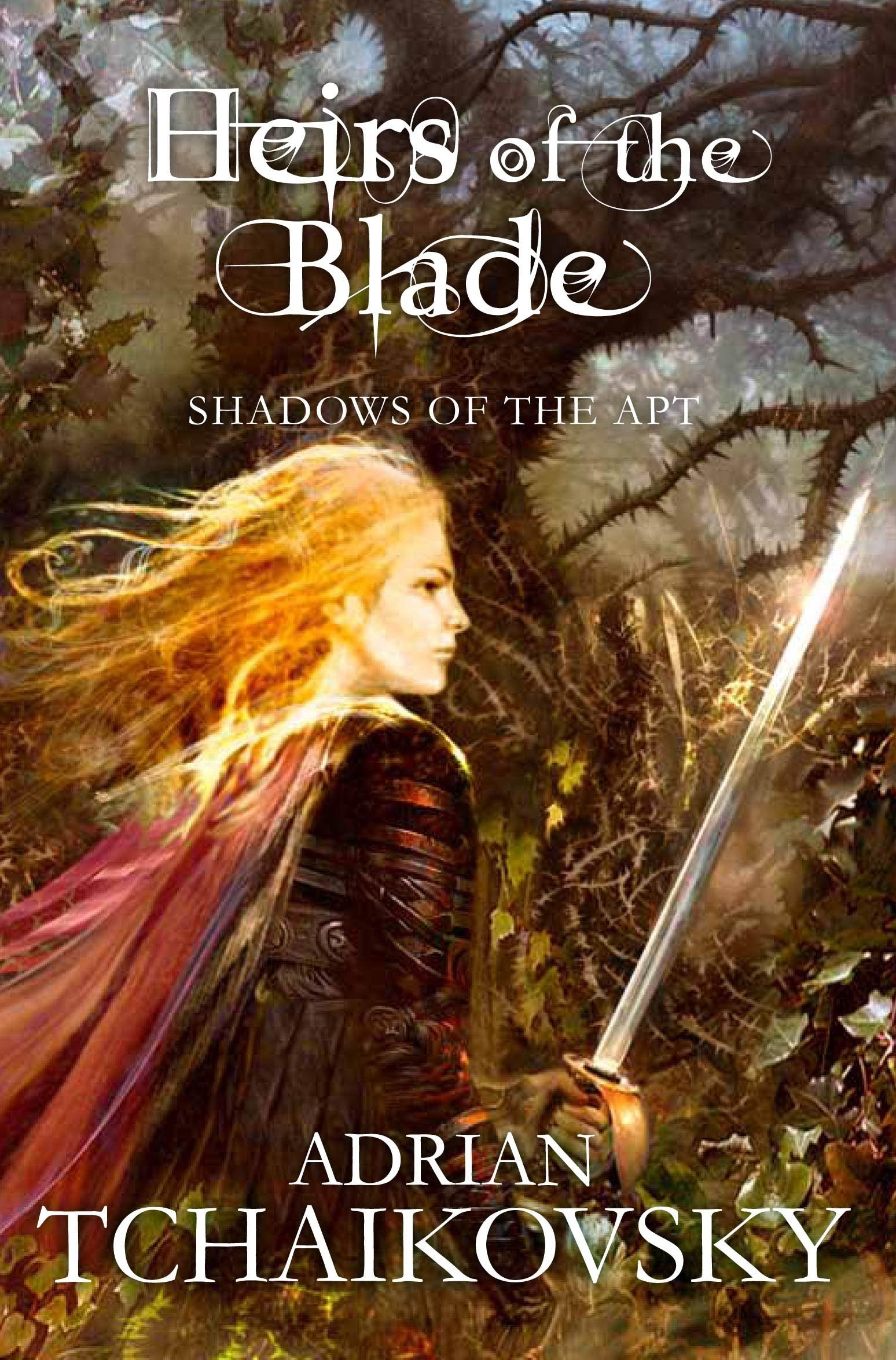 Heirs Of The Blade (shadows Of The Apt): Adrian Tchaikovsky: 9780330541299:  Amazon: Books
