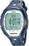 Timex Men's Ironman TW5K96500 Blue Rubber Quartz Sport Watch