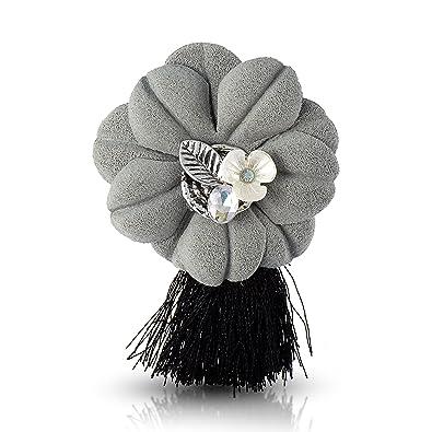 Broche de diseño premium para mujer con cristales de ...