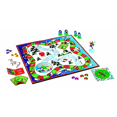 Charlie Brown Christmas Board Game: Toys & Games