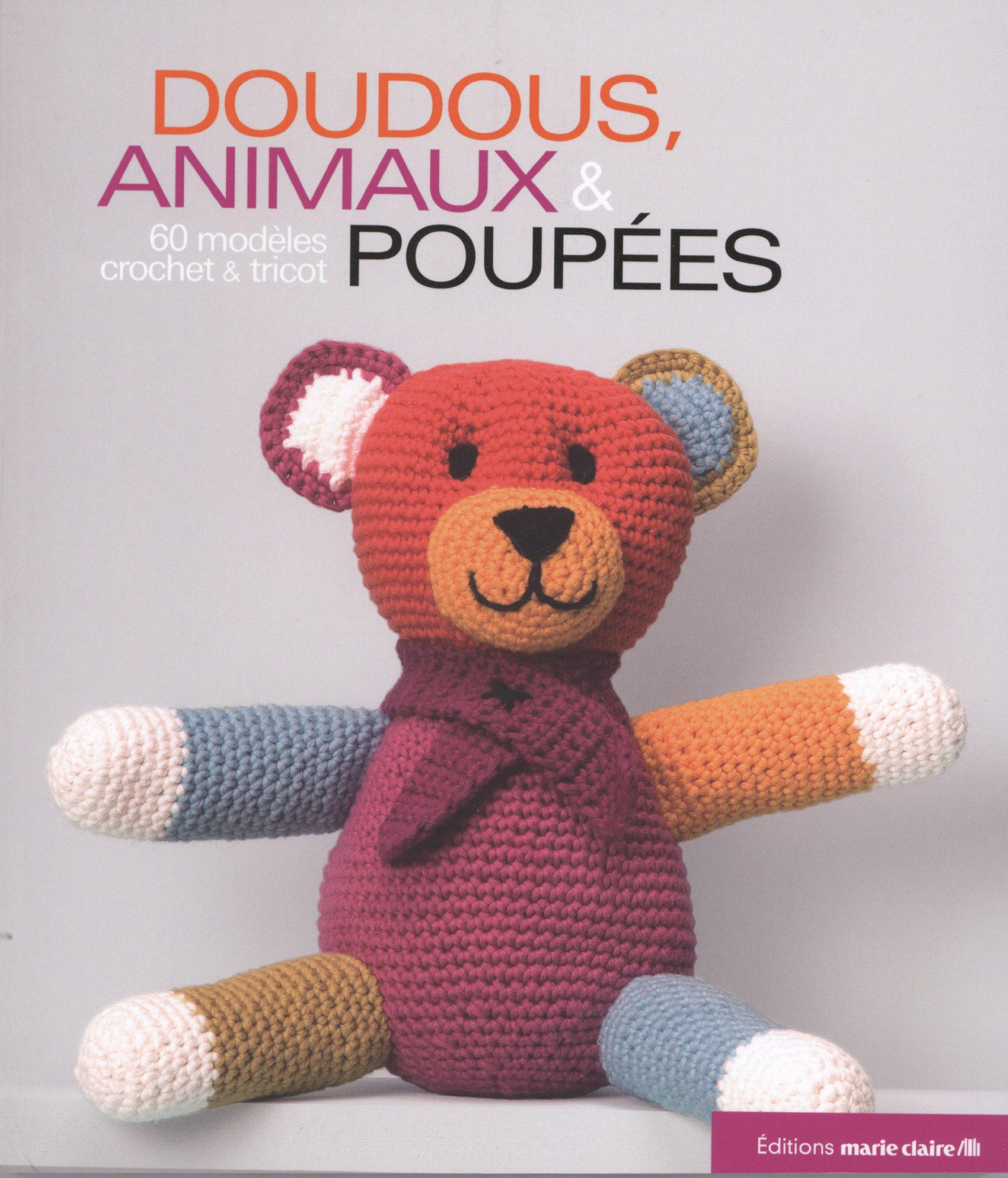 Hervorragend Amazon.fr - Doudous animaux et poupées - Collectif - Livres KX69
