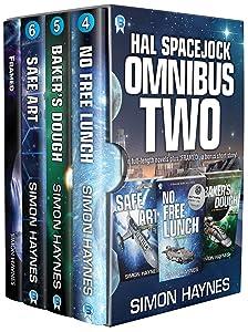 Hal Spacejock Omnibus Two: Hal Spacejock books 4-6, plus Framed