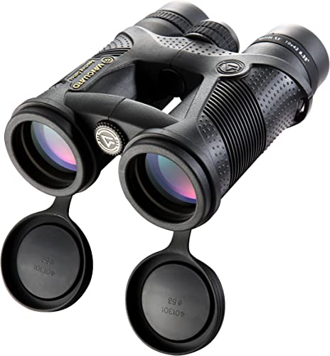 Vanguard Spirit XF Binoculars, Black, 10×42