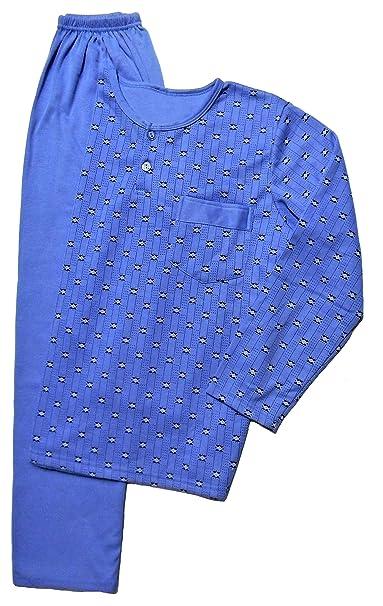 Wonderful Night - Pijama - para Hombre Celeste Medium