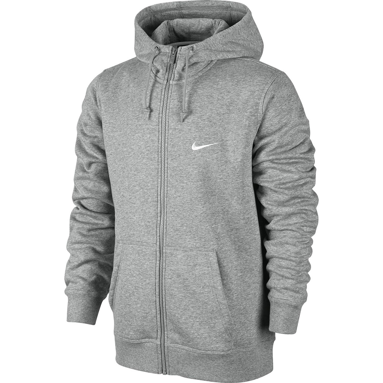 Nike Club Full-Zip Men's Hooded Swoosh Jacket: MainApps: Amazon.co.uk:  Sports & Outdoors