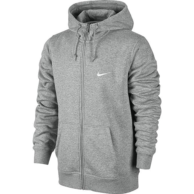 official shop new style wide range Nike Club Full-Zip Men's Hooded Swoosh Jacket