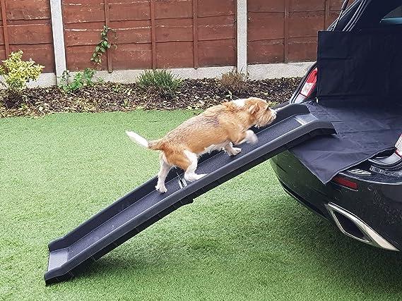 MP Essentials faltbar tragbar Heavy Duty Auto Zugang Hund Rampe für ...