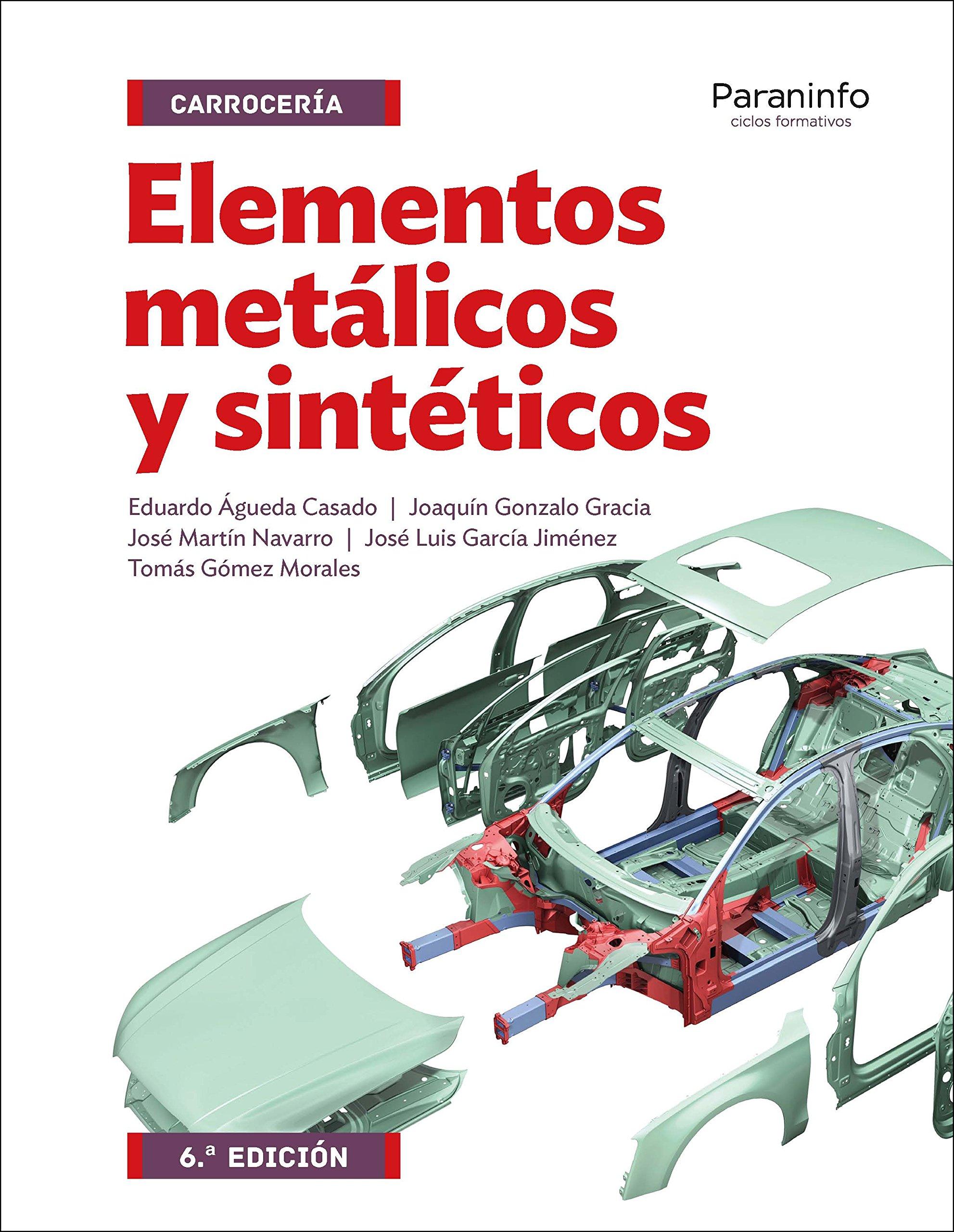 Elementos metálicos y sintéticos ebook