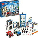 LEGO City Police - Comisaría de policía, juego de construcción, incluye celda de juguete, para niños y niñas a partir de…