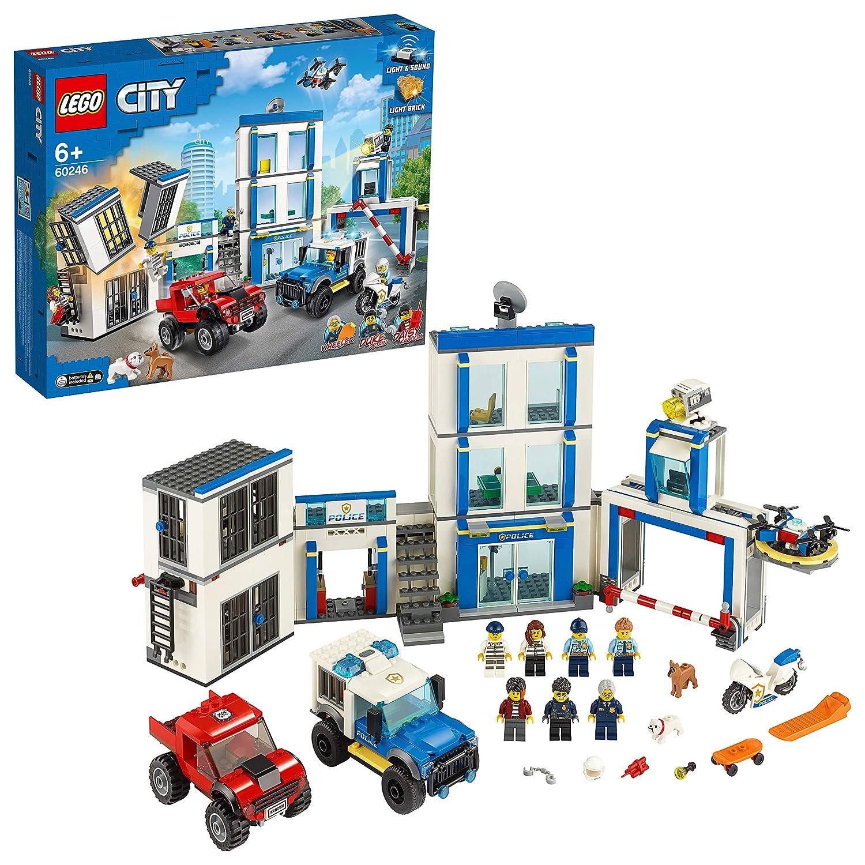 LEGO City Police - Comisaría de Policía, Juguete de Construcción a ...