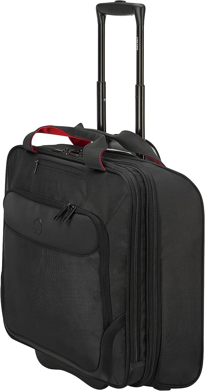 Delsey Paris PARVIS PLUS Hand Luggage 44 cm Noir Black 33 liters