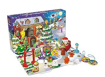 Kleiner Weihnachtskalender.Vtech 80 177704 Kleine Entdeckerbande Adventskalender Mehrfarbig