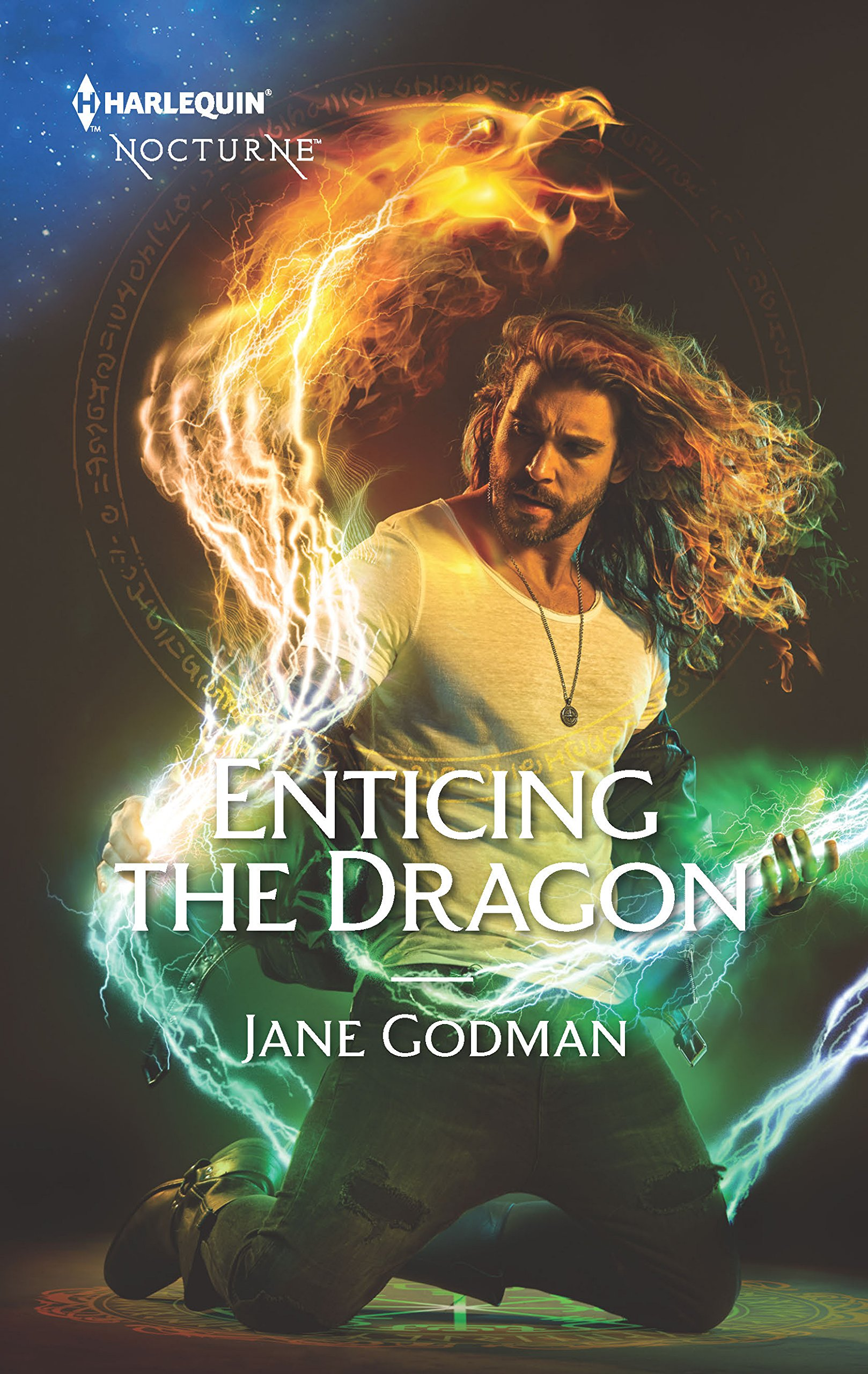 Enticing the Dragon (Harlequin Nocturne) ebook