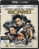 Sicario [4K Ultra HD + Blu-ray + Digital HD]