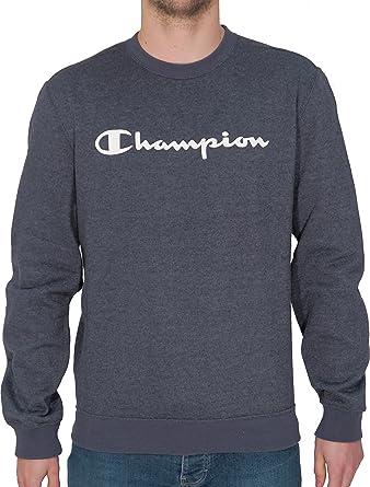 80b054e89458 Champion Crew Neck Sweatshirt-L: Amazon.co.uk: Clothing