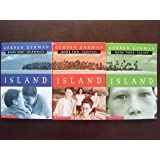Island; Set of 3 Chapter Books (Book One: Shipwreck ~ Book Two: Survival ~ Book Three: Escape)
