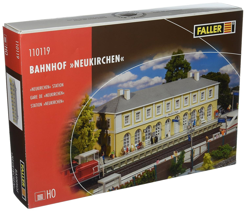 【送料無料キャンペーン?】 110119 Faller NEW HO Kit of Neukirchen Kit Station - Faller NEW 2017 B06XYJ1D17, Freak:995b1842 --- a0267596.xsph.ru