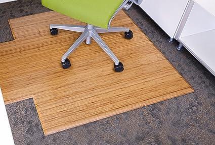 Genial Anji Mountain Bamboo Chairmat U0026 Rug Co. Tri Fold Bamboo Chairmat, 47