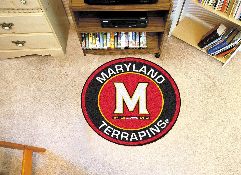 FANMATS 18617 University of Maryland Roundel Mat