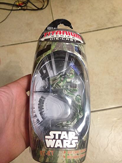 Limited Edition by Star Wars Hunt For Yoda AT-RT With Mud