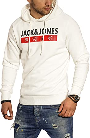 Jack /& Jones Sudadera con Capucha para Hombre