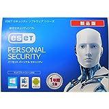ESET パーソナル セキュリティ 1年1ライセンス(カードタイプ) [シリアルキーのみ] CITS-ES08-001-D01