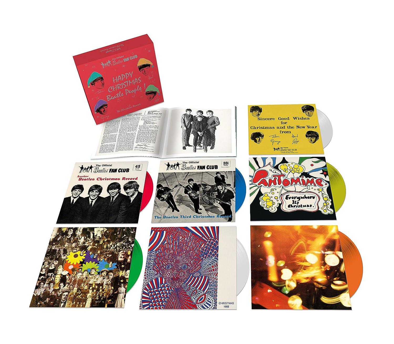 "The Beatles Christmas Records Box [7"" VINYL] Amazon Music"