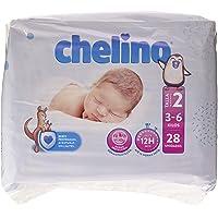 Chelino Fashion & Love, Talla 2, 168 pañales