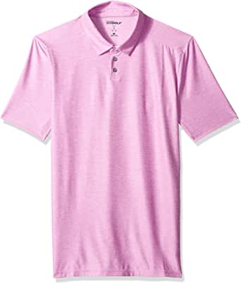 Skechers Mens Pine Valley Polo Short Sleeve Golf Shirt