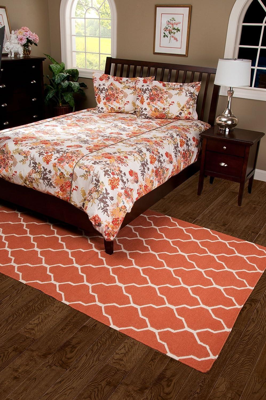 Rizzyホームブラウンベッドスカート King Bed Skirt ブラウン BT1227 SK K B00HS08M82  King Bed Skirt