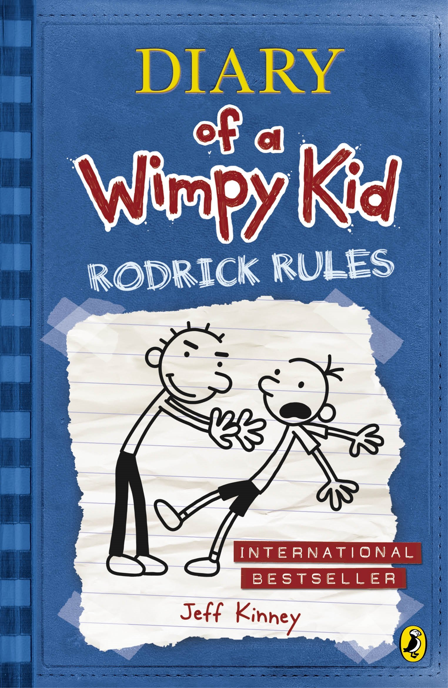 A DIARY OF A WIMPY KID EBOOK