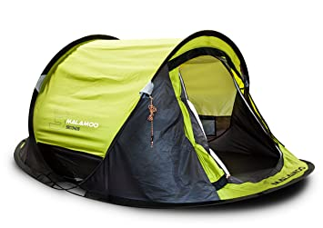 Malamoo Classic 3 Second 2 Person C&ing Tent  sc 1 st  Amazon.com & Amazon.com : Malamoo Classic 3 Second 2 Person Camping Tent ...