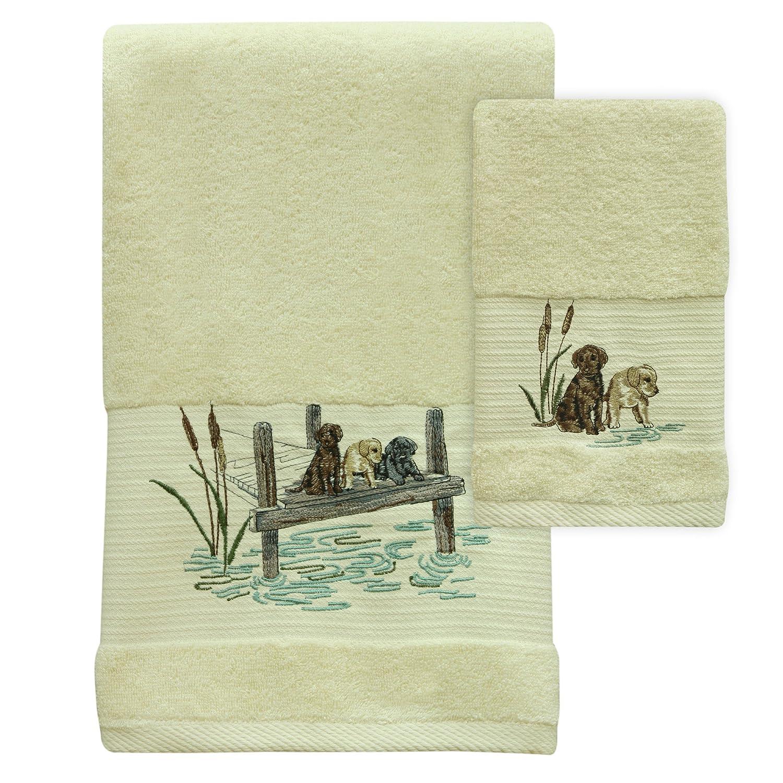 Bacova Guild 48035 Hand Towel Multicolor