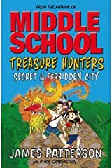 Treasure Hunters: Secret of the Forbidden City: (Treasure Hunters 3) Kindle Edition