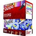 72 Count Sharpie Permanent Markers Ultimate Collection