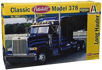 Italeri I3857 - Maqueta de camión (escala 1:24): Amazon.es ...