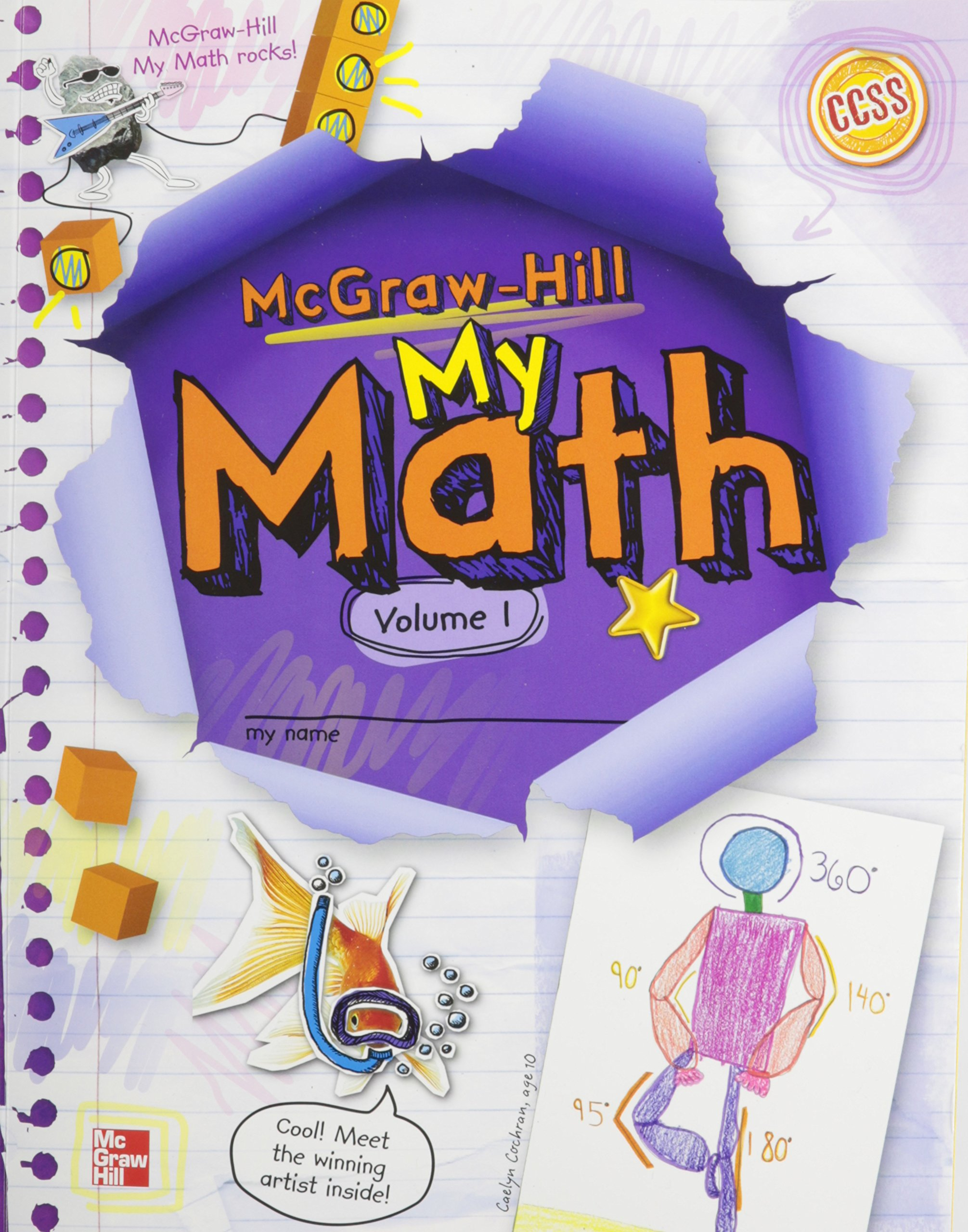 My Math, Grade 5, Student Edition Package (Volumes 1 and 2): Inc ...