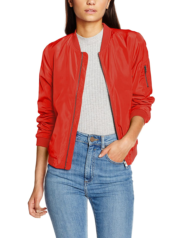only onllinea nylon short jacket otw noos chaqueta para mujer elegante