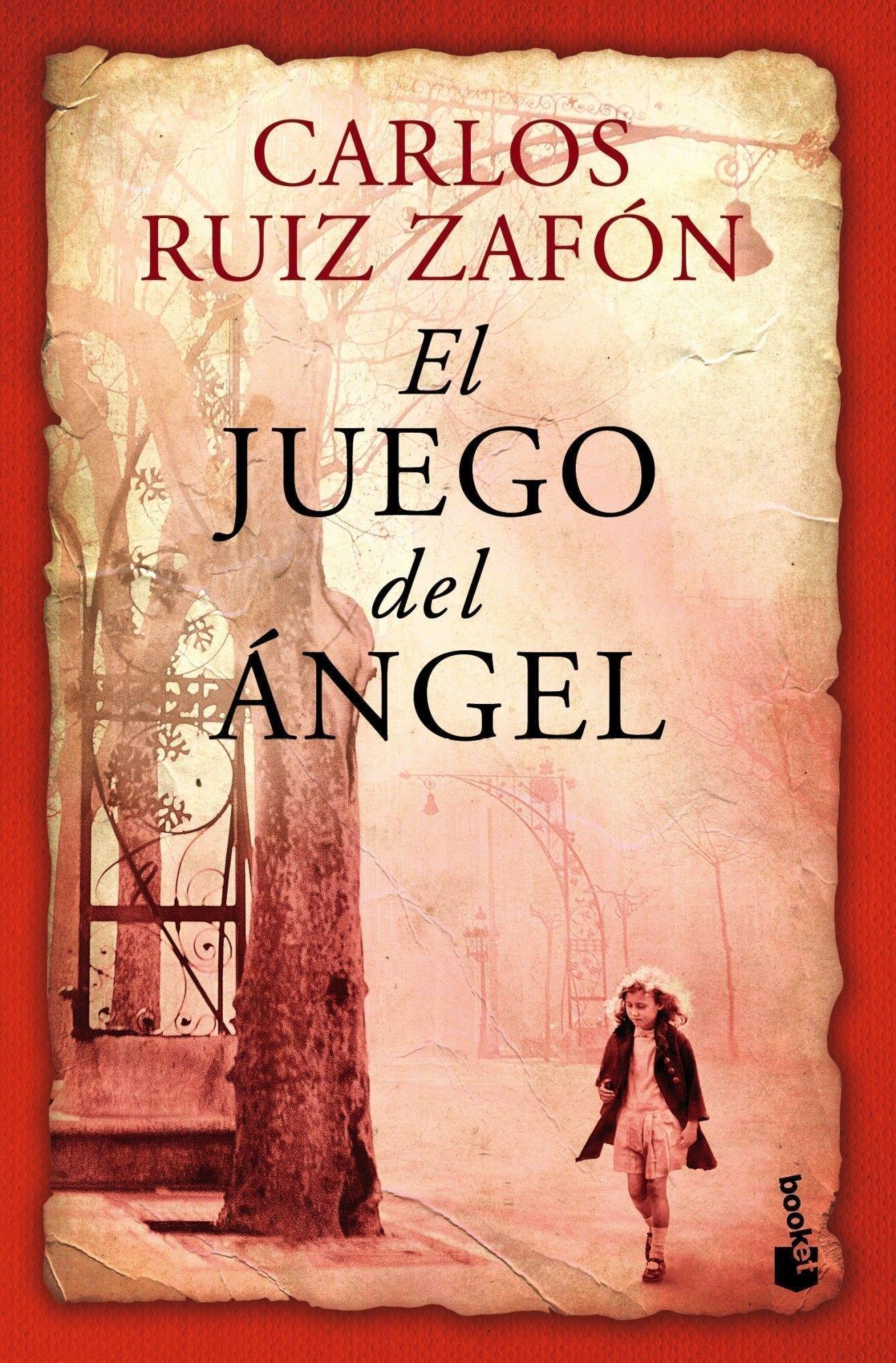 El Juego del Ángel (Gran Formato): Amazon.es: Ruiz Zafón, Carlos ...