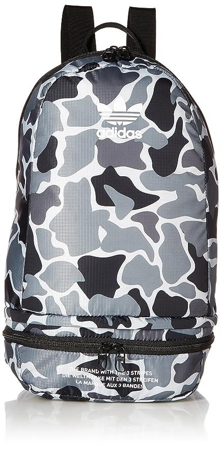 51eb5f59b44 Amazon.com: adidas Originals Packable Two-Way Backpack, Multicolor ...