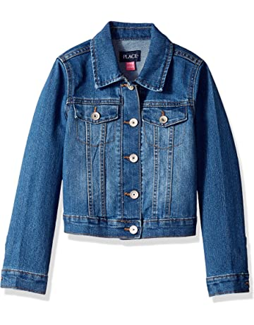 272eae88d2378 The Children s Place Baby Girls  Denim Jacket