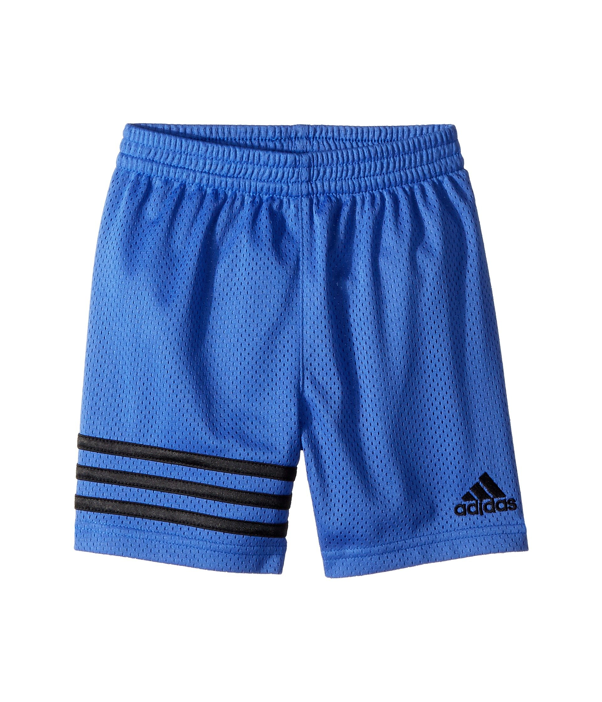 8278e8996572 adidas Kids Baby Boy's Defender Shorts (Toddler/Little Kids) Royal 5
