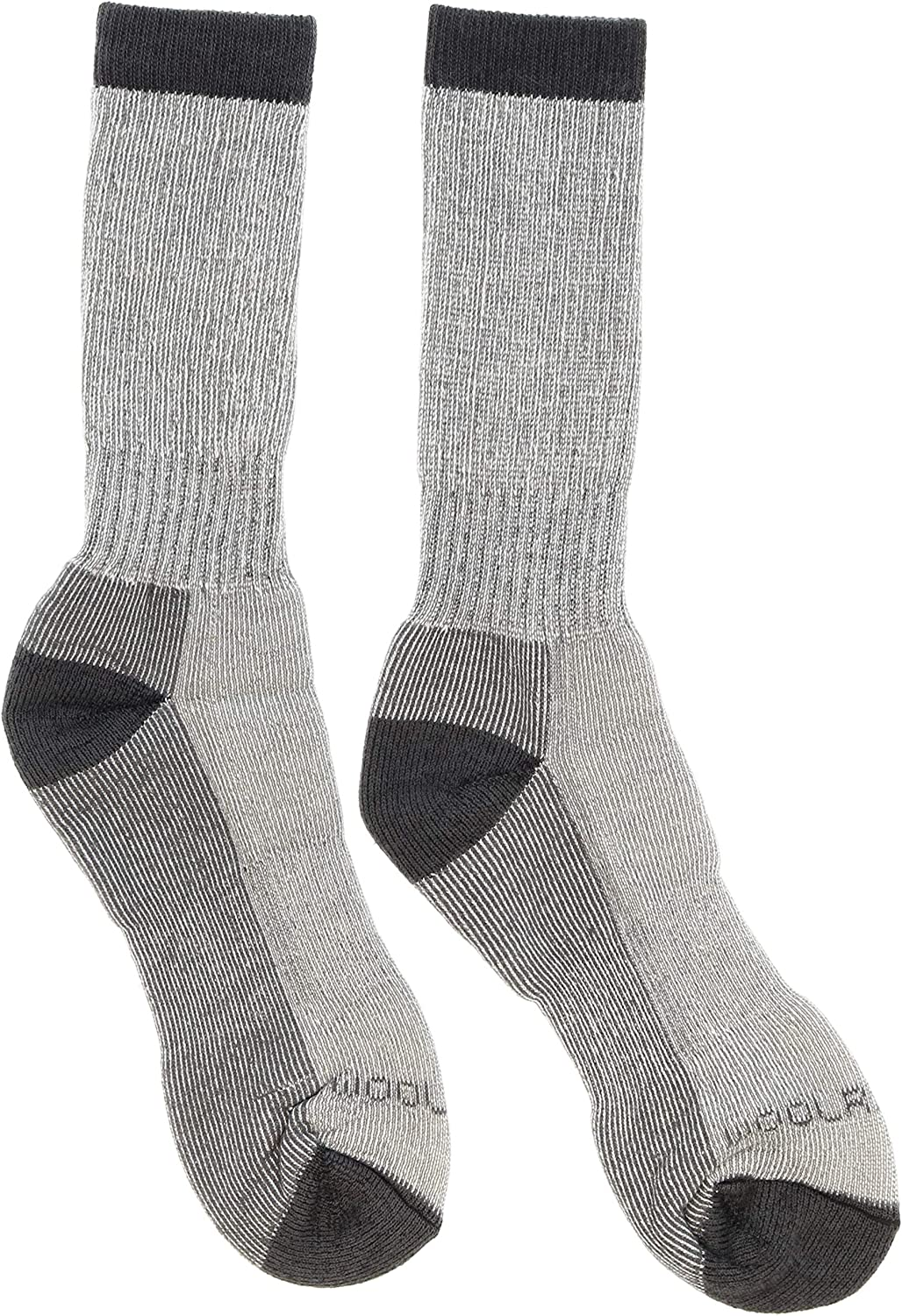 Woolrich Traditional Heavyweight Hiker WOOL BLEND Socks - 2-Pack, Crew (For Men) LARGE