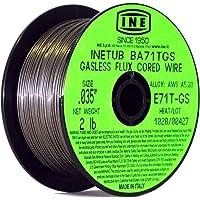 Proweltek Reel of Gasless Flux Welding/MIG-MAG Cored Wire (Diameter: 0.9mm, 900g)