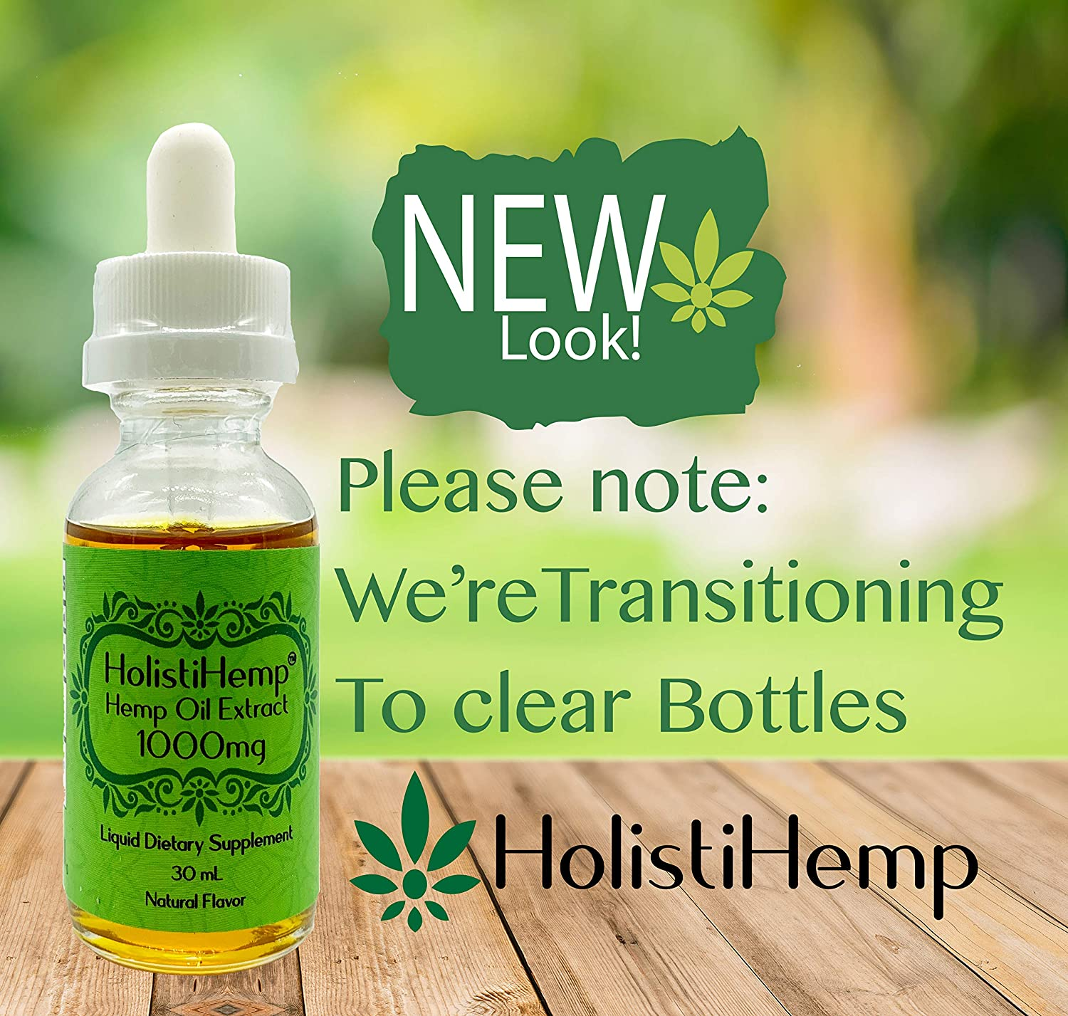 Hemp Oil Extract Full/Broad Spectrum -0% THC- 1000mg 30mL- Pain Relief -  Anti Anxiety Social