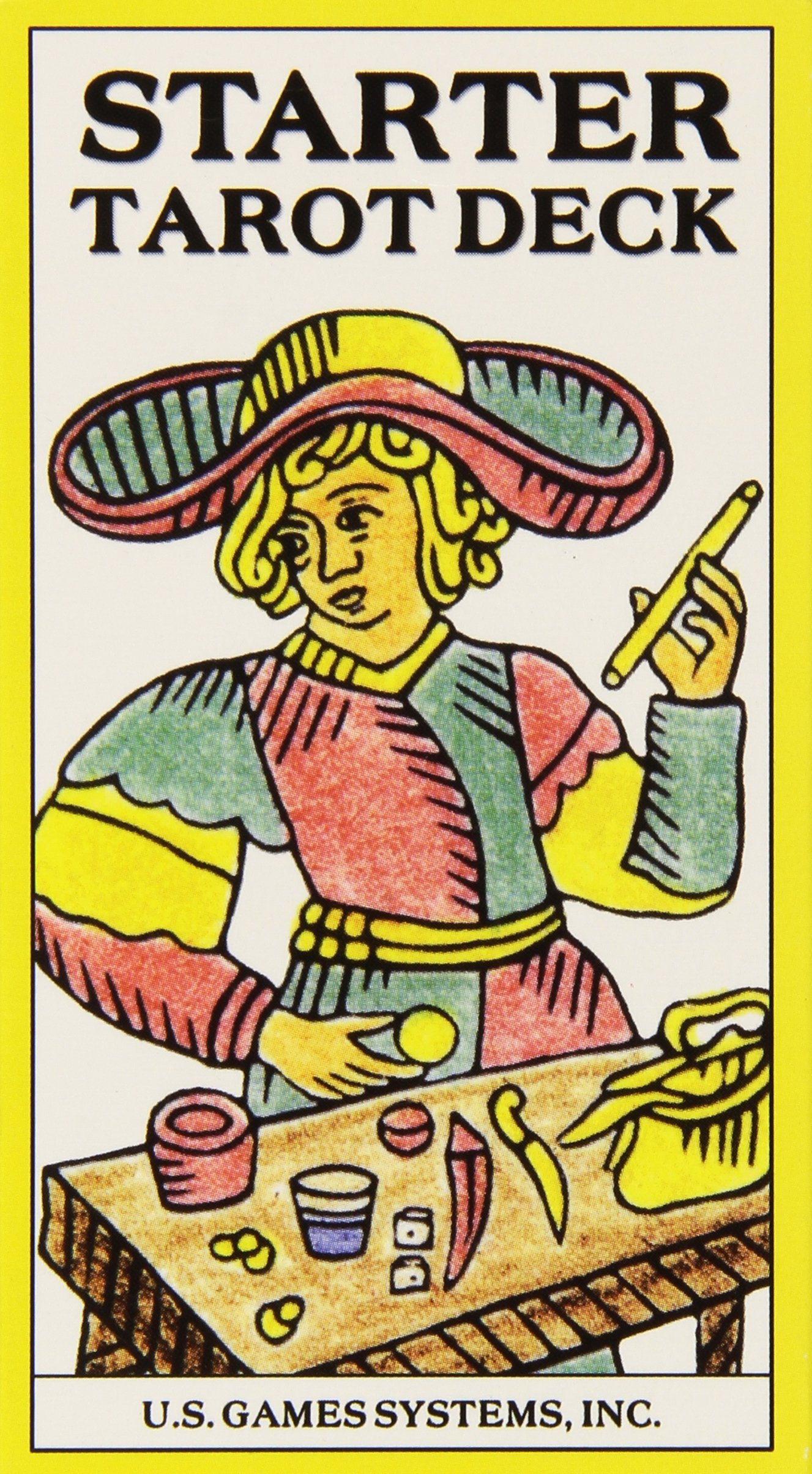 Starter Tarot Deck: Amazon in: George R  Bennett: Books