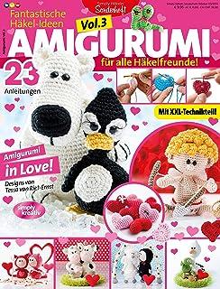 Simply Häkeln Fantastische Häkel Ideen Amigurumi Vol 2 Für Alle