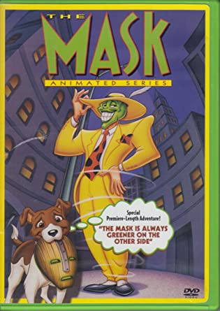 amazon com the mask animated series special premiere length