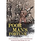 Poor Man's Fortune: White Working-Class Conservatism in American Metal Mining, 1850–1950