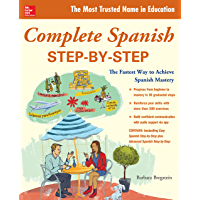 Complete Spanish Step-by-Step (Spanish Edition) book cover